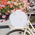 La Blique en route op de fiets